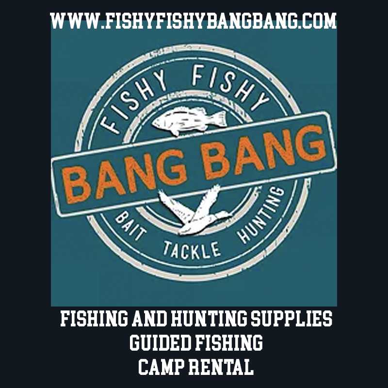 Fishy Fishy Bang Bang
