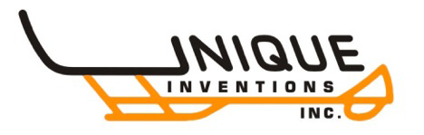 Logo for Unique Inventions - equipment